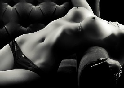 Boudoir Shoot Perth